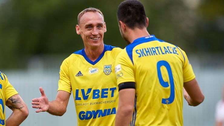Totolotek Puchar Polski: Odra Opole - Arka Gdynia. Transmisja w Polsacie Sport