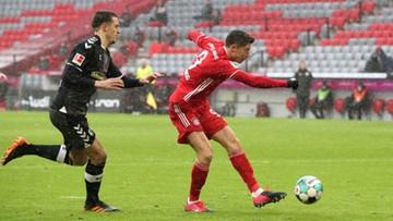Bundesliga: Gol Roberta Lewandowskiego pomógł pokonać Freiburg