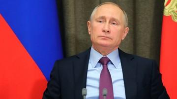 Zagraniczne media będą mogły zostać uznane za agentów. Putin podpisał ustawę
