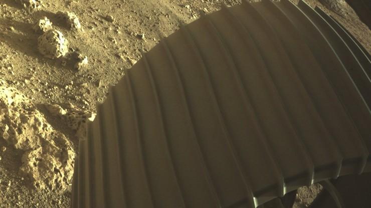 NASA pokazuje zdjęcia z Marsa. Są pierwsze kolorowe fotografie