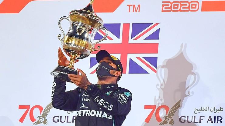Formuła 1: Lewis Hamilton otrzyma tytuł szlachecki