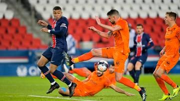 Puchar Francji: Montpellier – Paris Saint-Germain. Relacja i wynik na żywo