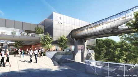 Polski Hyperloop coraz bardziej realny. Hyper Poland ma duże fundusze na testy