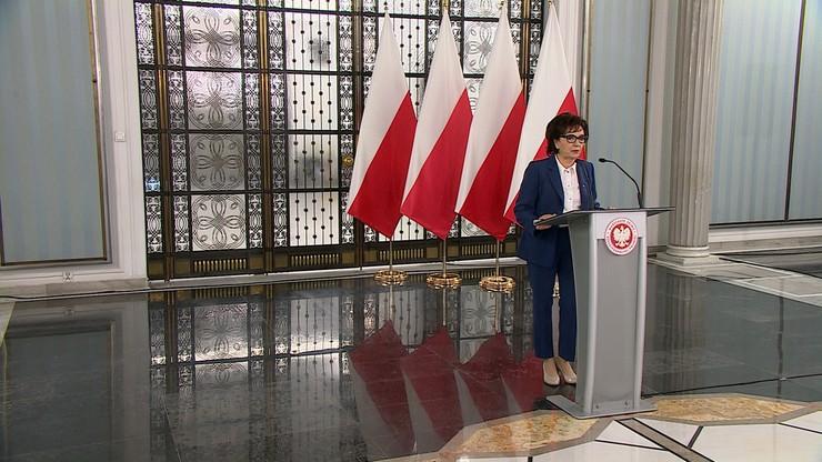 Marszałek Sejmu ogłosiła datę wyborów
