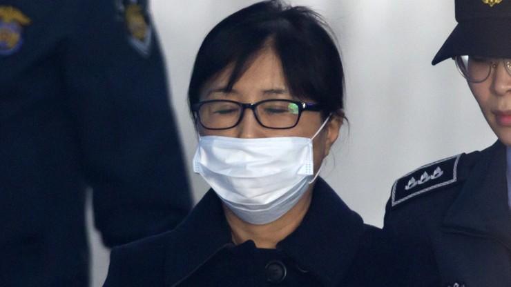 Przyjaciółka byłej prezydent Korei Płd. skazana na 20 lat więzienia
