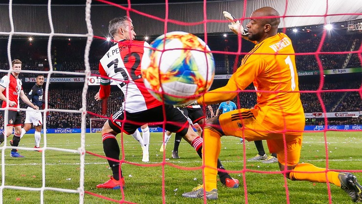 Eredivisie: Niespodzianka w Rotterdamie