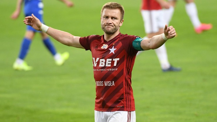 Jakub Błaszczykowski i Aleksander Buksa przedłużyli kontrakty z Wisłą