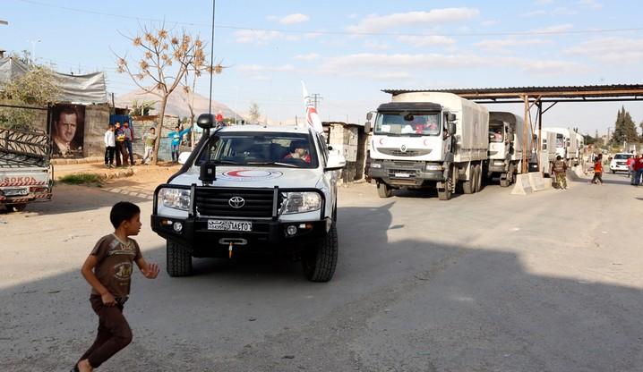 Syryjskie Obserwatorium: tam gdzie obowiązuje rozejm kilkakrotnie mniej zabitych