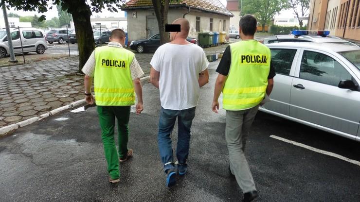 Na dozór policyjny przyszedł z narkotykami. Najbliższe 3 miesiące spędzi w areszcie