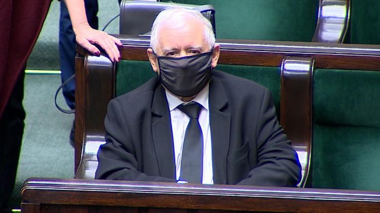 Kaczyński: kto rozbija prawicę, działa przeciw Polsce, rodzinie i wartościom