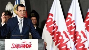 """""""Pod znakiem »Solidarności« Polska będzie szczęśliwa"""". 39. rocznica Sierpnia'80"""