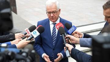 Czaputowicz: wpisanie Kozłowskiej na listę osób niepożądanych w Schengen było uzasadnione