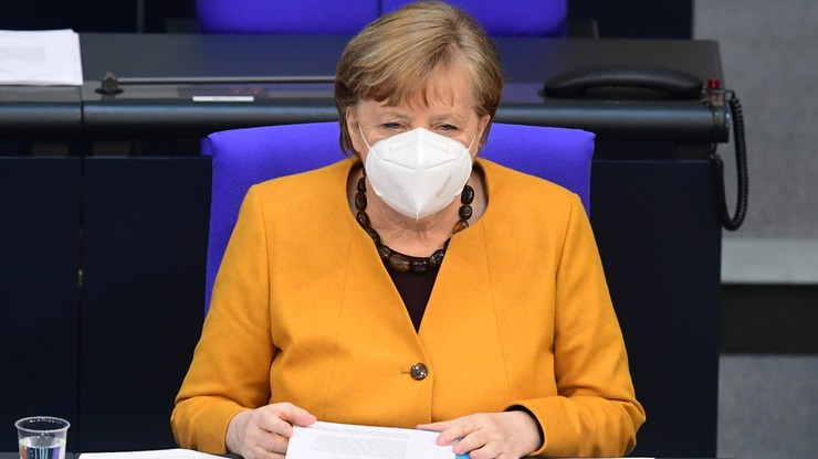 Koronawirus. Większość Niemców negatywnie ocenia działania rządu