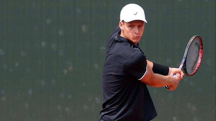 Ranking ATP: Hurkacz bez zmian, Majchrzak najwyżej w historii