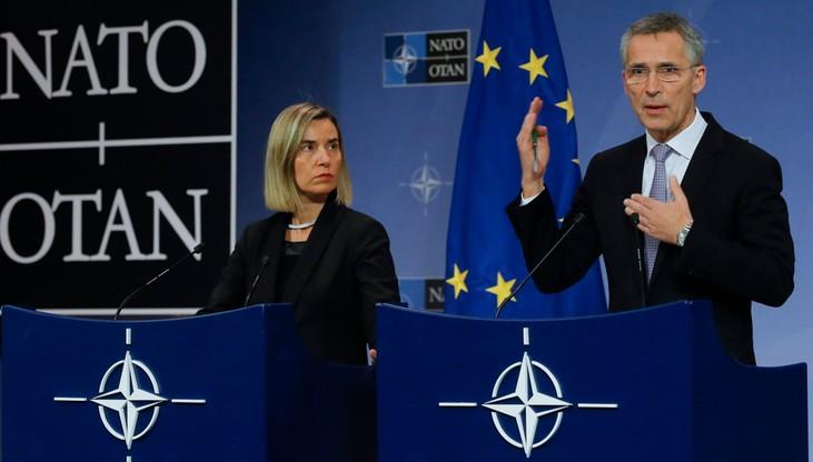 Szef NATO zaniepokojony sytuacją na Ukrainie. Wzywa do utrzymania sankcji wobec Rosji