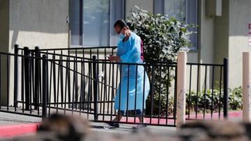 Ponad 1,5 tys. nowych zgonów z powodu koronawirusa w USA