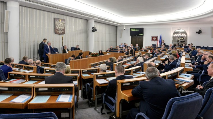 Senat zakończył debatę nad ustawą ws. powołania komisji weryfikacyjnej