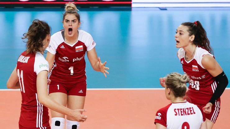 Liga Narodów siatkarek 2021: Polska - Brazylia. Transmisja i stream online