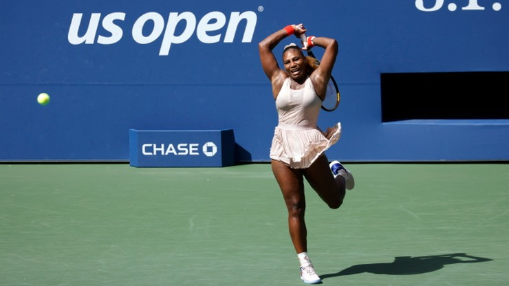 US Open: Serena Williams w ćwierćfinale. W Nowym Jorku 17. raz