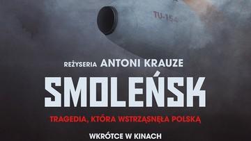 """Film """"Smoleńsk"""" w kinach 9 września. Nowy zwiastun"""