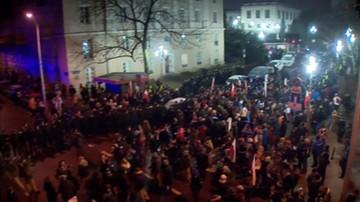 Sześć osób z zarzutami w sprawie protestu z 16 grudnia