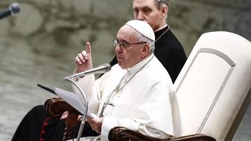 Papież Franciszek: za mszę się nie płaci