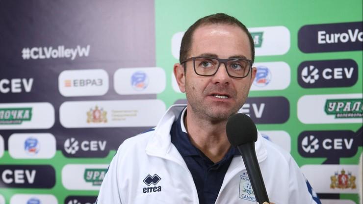 Włoski trener przejmie siatkarską drużynę z Radomia?