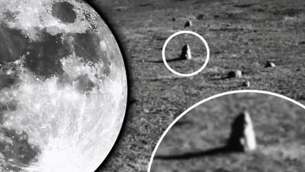 Łazik Yutu-2 odkrył dziwny kamień po niewidocznej z Ziemi stronie Księżyca