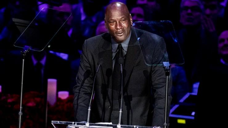 Michael Jordan przekaże fortunę na przychodnię w jego rodzinnym mieście