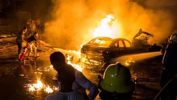 Egipt: eksplozja w centrum Kairu. Zginęło 19 osób