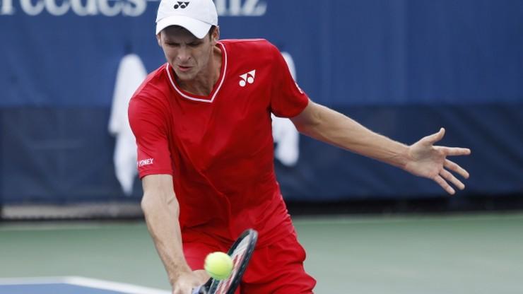 ATP w Delray Beach: Roberto Quiroz ćwierćfinałowym rywalem Huberta Hurkacza