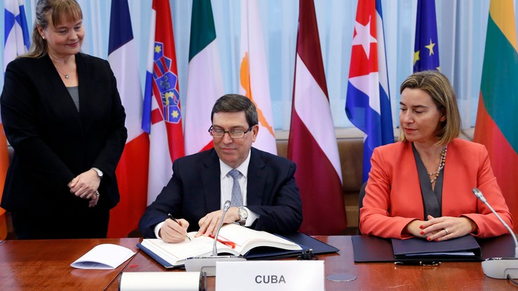 """Normalizacja stosunków UE z Kubą. """"Na Kubie dochodzi do zmian"""""""