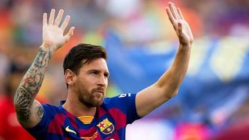 Messi trafi do Manchesteru City? Piłkarz dzwonił do Guardioli