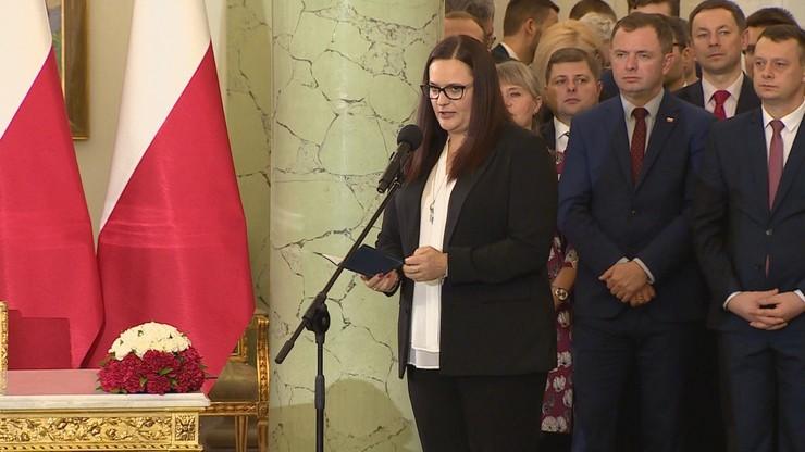 Małgorzata Jarosińska-Jedynak, minister funduszy i polityki regionalnej