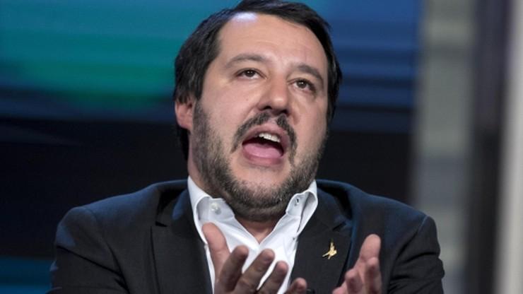 Kandydat na premiera Włoch żąda wstrzymania przyjmowania migrantów