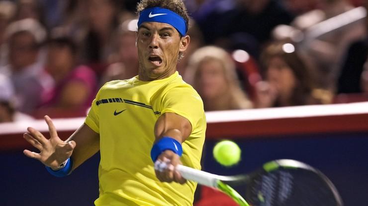ATP w Cincinnati: Nadal zostanie liderem światowego rankingu dzięki kontuzjom rywali