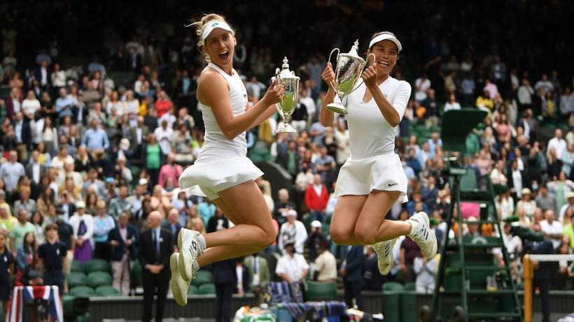 Wimbledon: Hsieh i Mertens wygrały w deblu