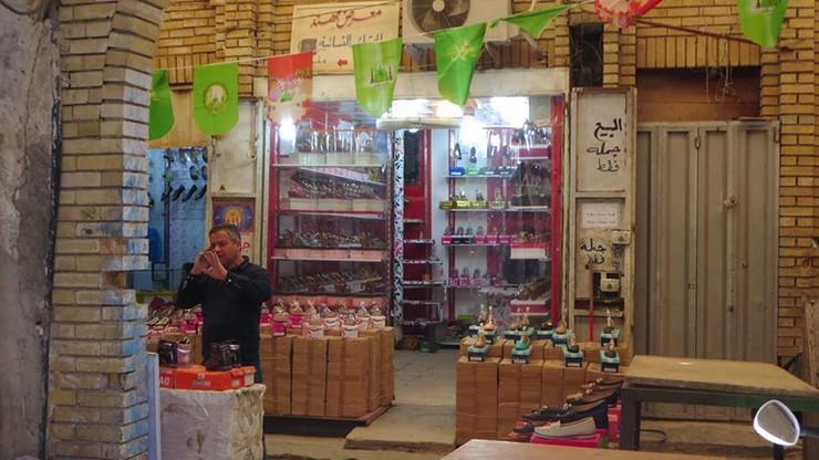 Irak wprowadził zakaz sprzedaży alkoholu