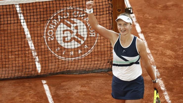 Roland Garros: Krejcikova - Pawliuczenkowa. Relacja na żywo