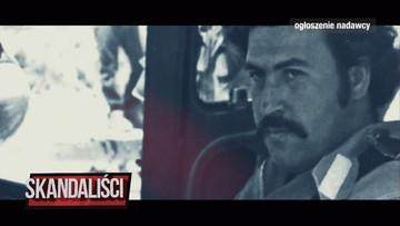 """Syn barona narkotykowego Pabla Escobara odkrywa tajemnicę ojca. """"Skandaliści"""" w Polsat News, sobota, godz. 20:00"""