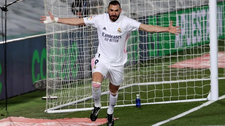 La Liga: Real Madryt pewnie wygrał i dogonił lidera