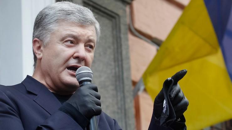 Ukraina: pogorszył się stan zakażonego koronawirusem Poroszenki