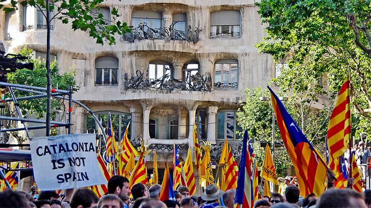 Były premier Katalonii ukarany za referendum w sprawie niepodległości
