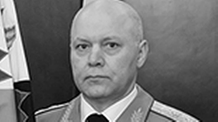 Zmarł szef rosyjskiego wywiadu wojskowego Igor Korobow