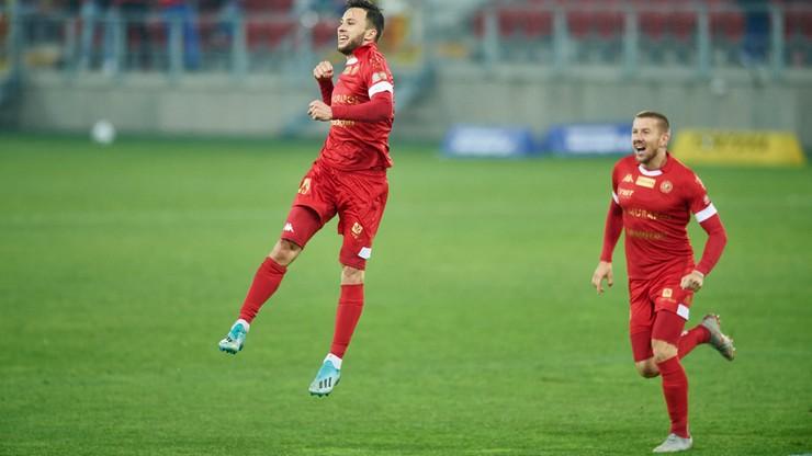 Fortuna 1 Liga: Ósmy mecz - ósma porażka. Trwa fatalna passa Sandecji