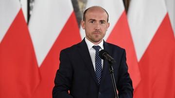 """""""Żądamy przeprosin"""". Budka o słowach prezesa PiS"""