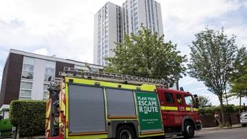 Wielka ewakuacja w Londynie. Z powodu obaw o ryzyko pożaru