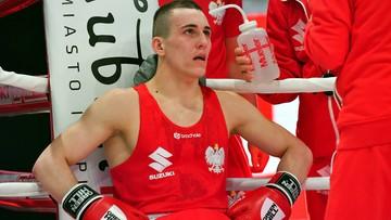 Tokio 2020: Durkacz jako pierwszy polski bokser wywalczył olimpijski awans