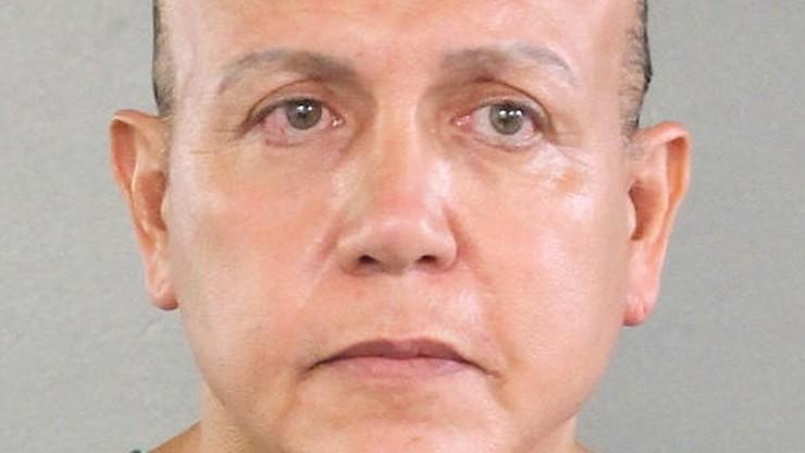 Podejrzanemu o rozsyłanie bomb w USA grozi 48 lat więzienia