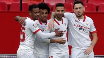 La Liga: Drugi hat-trick Youssefa En-Nesyria w tym miesiącu. Beniaminek bez szans w meczu z Sevillą